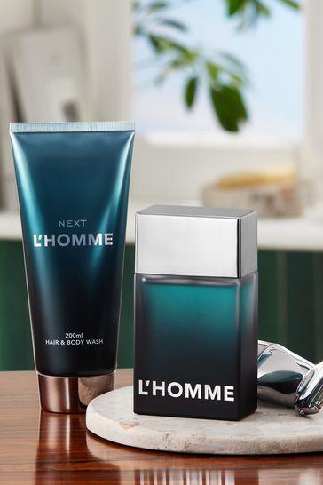 L'Homme Eau De Toilette 100ml Gift Set