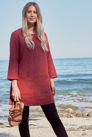 Seasalt Natural Agnes Clay Tunic
