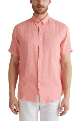Esprit Pink Linen Shirt