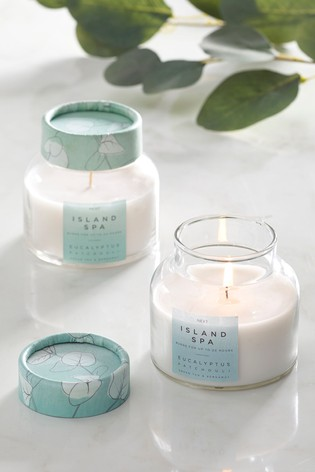 Set of 2 Island Spa Candles