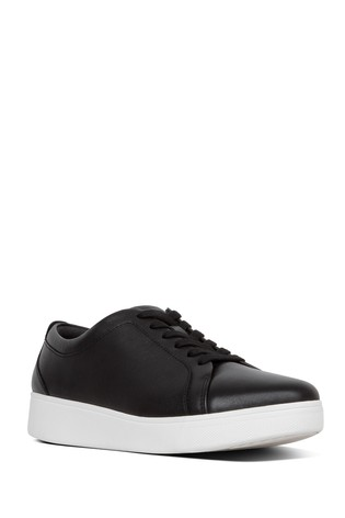 FitFlop™ Black Rally Sneakers
