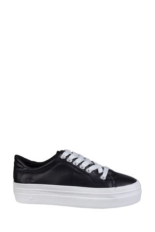 Rocket Dog Black Milkyway Flatform Shoes