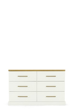 Kin And Country Burford Wide Chest