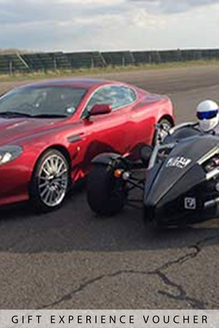 Aston Martin Drive Ariel Atom Ride Gift Experience by Activity Superstore