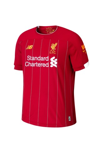New Balance Liverpool FC 19/20 Youth Jersey