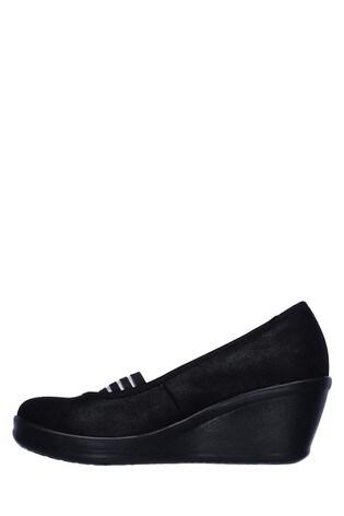 Skechers® Black Go Walk Evolution Ultra Reach Shoe
