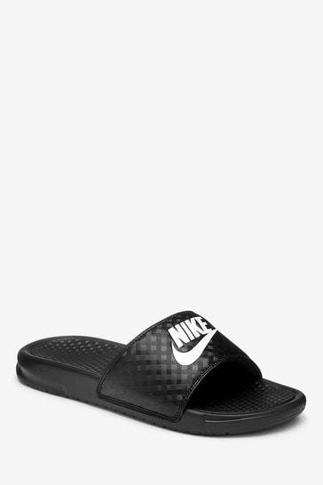 Nike JDI. Benassi Sliders