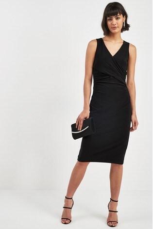 performance sportswear new york united states Buy Lauren Ralph Lauren® Black Sleeveless Wrap Dress from Next Ireland