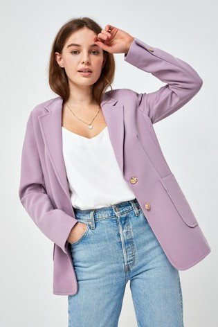 Lilac Premium Tailored Blazer