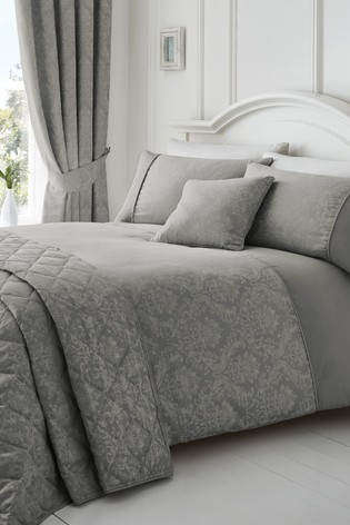 Laurent Duvet Cover and Pillowcase Set by Serene