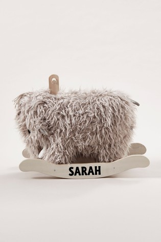 Personalised Mammoth Rocker by Sweden Concepts