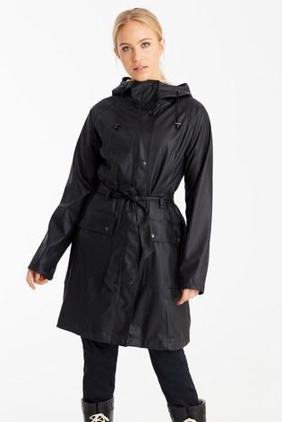 Ilse Jacobsen Black Raincoat
