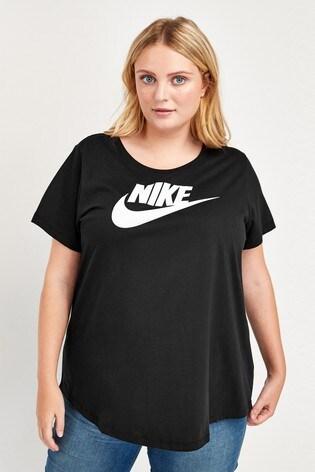 Nike Curve Black Essential Tee