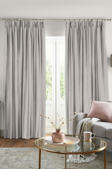 Natural Swanson Made to Measure Curtains