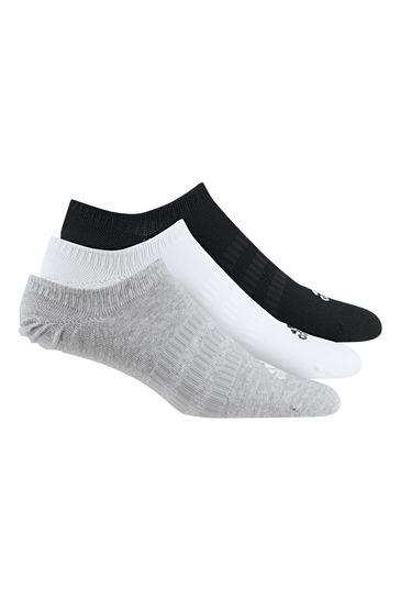 adidas Adult Multi Socks Three Pack