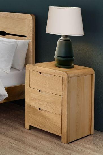 Kemble Bedside Table By Julian Bowen