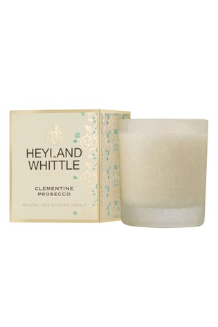 Heyland & Whittle Clementine & Prosecco Candle