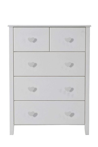 Holly 5 Drawer Chest By The Children's Furniture Company