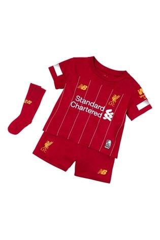 New Balance Liverpool FC 19/20 Infant Mini Kit