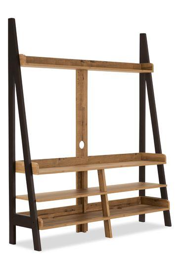 TV Ladder Shelf