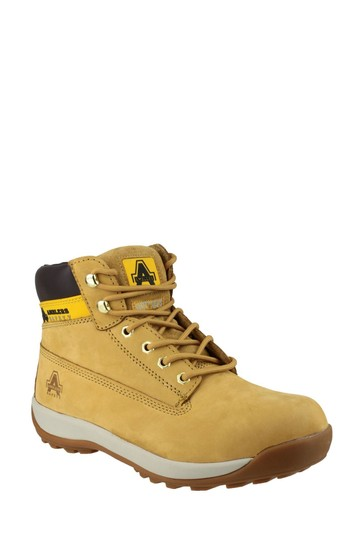 Amblers Safety Honey FS102 Lace-Up Safety Boots