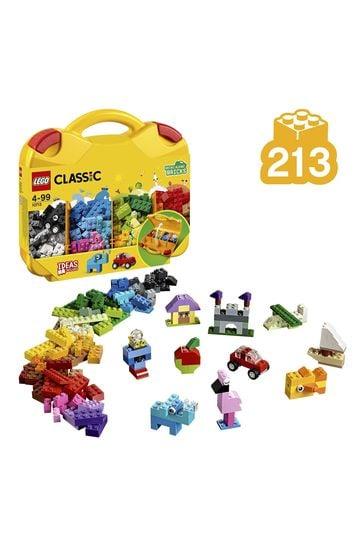 LEGO 10713 Classic Creative Suitcase Building Bricks