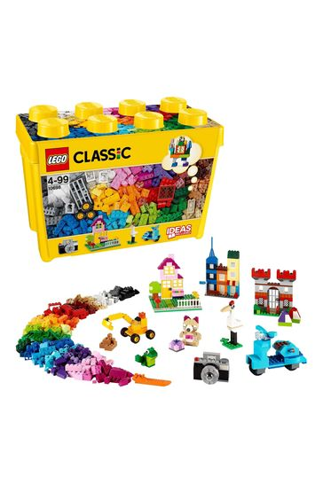 LEGO 10698 Classic Large Creative Brick Box Set