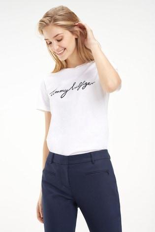 Tommy Hilfiger Heritage Logo T-Shirt