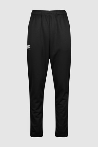Canterbury Black Tapered Trouser