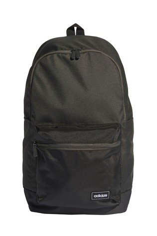 adidas Khaki Small Logo Backpack