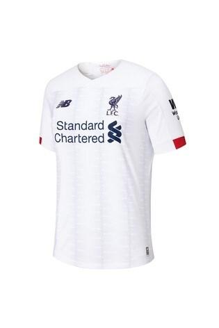 New Balance Liverpool FC 19/20 Youth Jersey