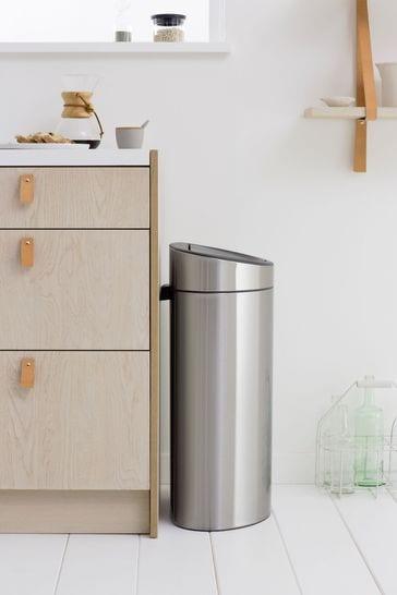 New 40L Touch Bin by Brabantia