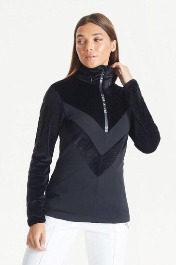 Dare 2b Black Julien Macdonald Nonpareil Core Stretch Sweater