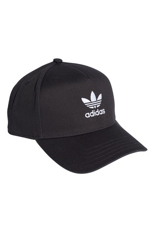 adidas Originals Black Trucker Cap