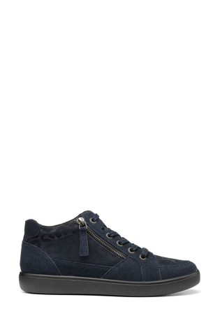 Hotter Rapid Slim Fit Lace-Up High Top Shoes