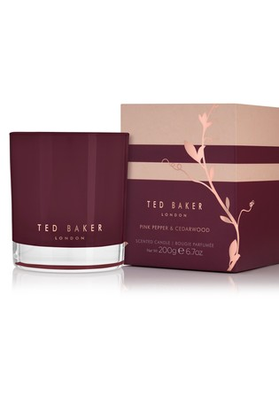 Ted Baker Pink Pepper Candle