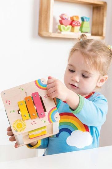 Le Toy Van Wooden Activity Cube