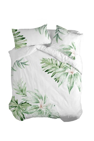 Happy Friday Delicate Duvet Cover and Pillowcase Set