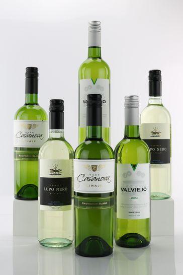 Le Bon Vin White Wine Half Case