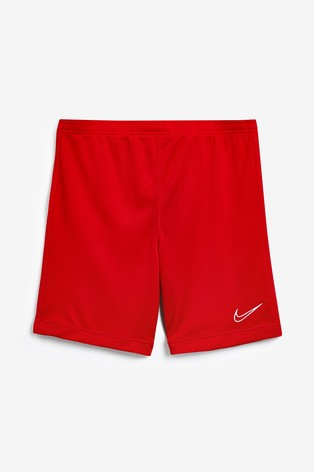 Nike Academy Red Shorts