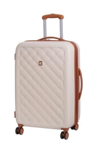 IT Luggage Cushion Lux Suitcase Medium