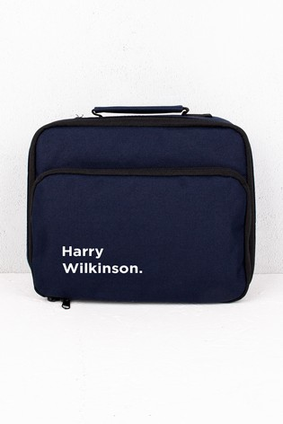 Personalised Lunch Bag by Loveabode