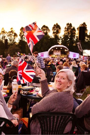 Deluxe Picnic At The Proms For Two Gift Experience by Activity Superstore