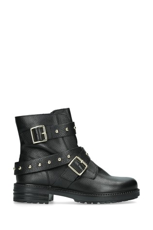 Kurt Geiger London Black Stinger Boots