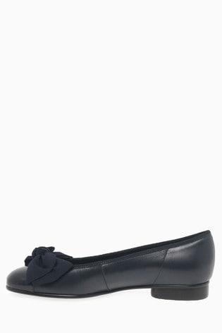 Gabor Blue Amy Shoe
