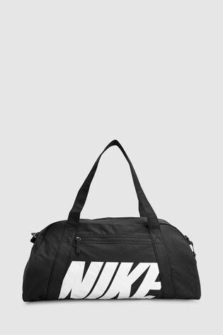 Nike Black Gym Club Duffle Bag
