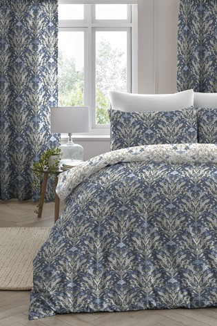 Venito Floral Duvet Cover and Pillowcase Set by D&D