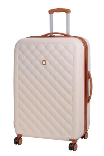 IT Luggage Cushion Lux Suitcase Large