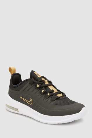 Nike BlackGold Air Max Axis Youth Trainers