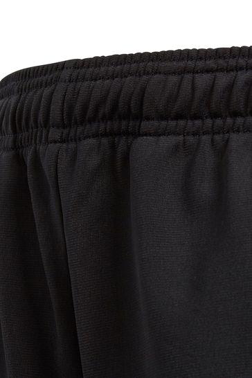 adidas Football Core Black Joggers
